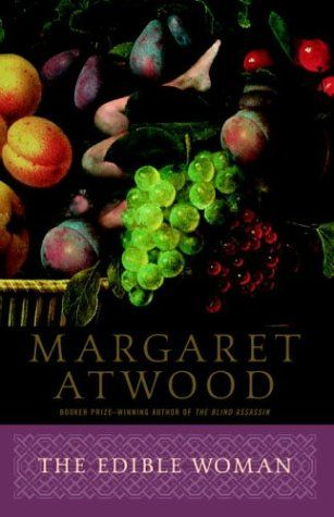 The Edible Woman by Margaret Atwood http://www.amazon.com/dp/0385491069/ref=cm_sw_r_pi_dp_SnAfvb0HF172P