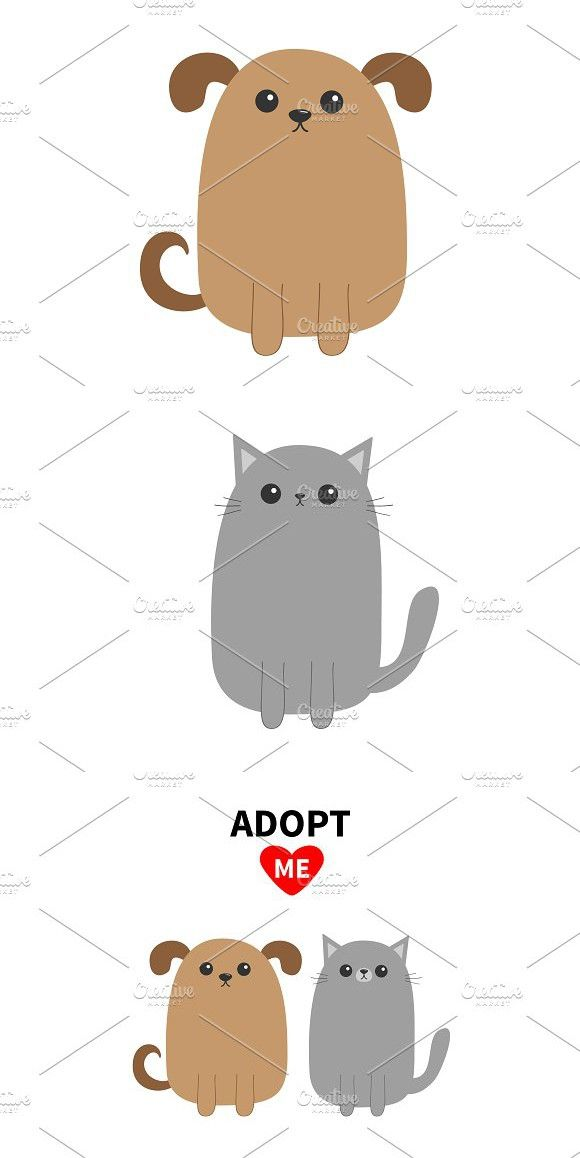 Cat And Dog Adopt Me Dog Cat Your Pet Cat Training