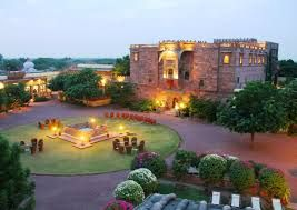 Experience the princely #Hospitality at #Fort #Chanwa with Royal Rajsthan #Travels.