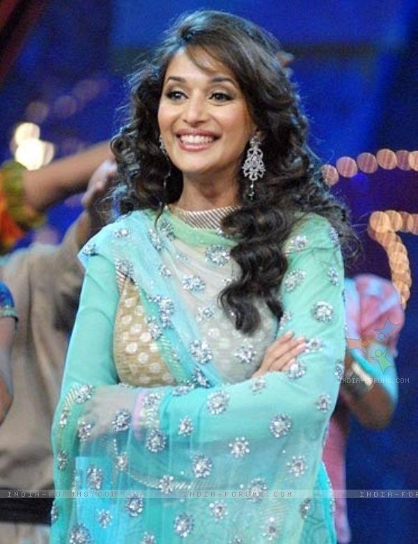 Indian bollywood actress madhuri dixit