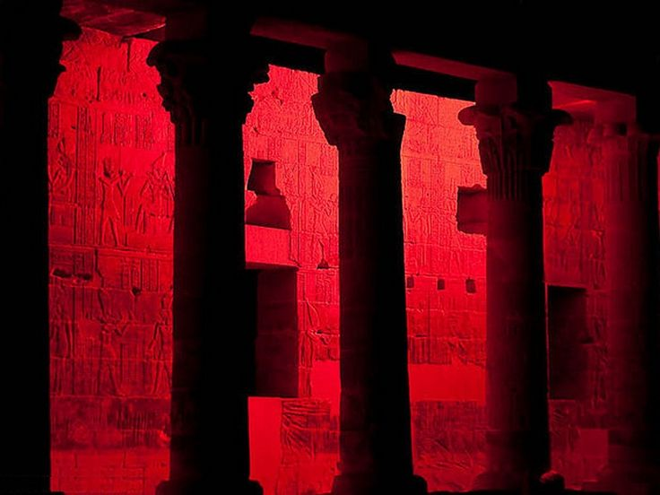 Philae Temple Sound and Light Show ..... A visit to Philae Temple at night to attend the Sound and Light Show is a magical experience. that takes you on a narrated journey to discover the legends of Isis and Osiris.