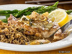 No contest here...chicken smothered in tart lemon sauce and dotted with capers gets first prize for its sunny flavor! Serve Prize-Winning Lemon Chicken for family or company dinners and you're sure to win raves every time.