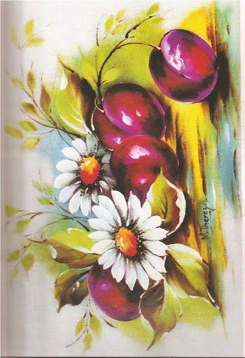 Coleção Pintura Tecido Nº 4 - Marci - Álbuns da web do Picasa