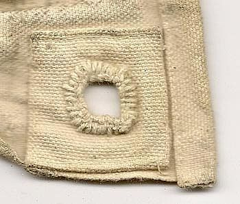 How to Hand Sew Grommets in Canvas thumbnail