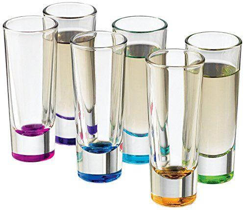 Libbey Troyano Colors Shot Glass Set, 6-Piece Libbey http://www.amazon.com/dp/B001K42BRK/ref=cm_sw_r_pi_dp_ih.Rwb0T6GJDM