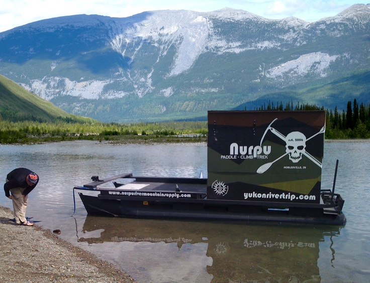Oh, how I miss the Yukon & our boat.