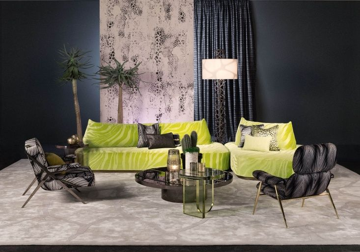 Roberto Cavalli Home Has Just Unveiled Its Latest Collection