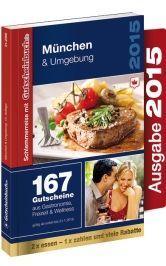 Gutscheinbuch München & Umgebung