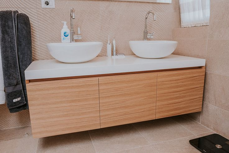 Downstairs bathroom #bathroom #downstairs #modern #mdf #specialforbathroom #material #highpremium #saramobdesign #romania
