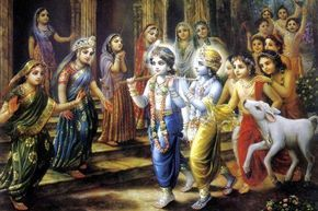 Lord Krishna has been an enigma to some, but God to millions, who go ecstatic even as they hear his name.