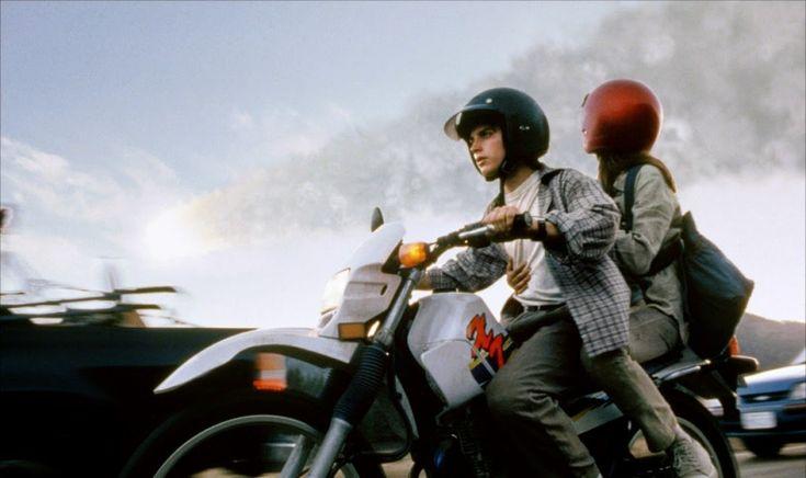 "Elijah Wood in ""Deep Impact"" (Mimi Leder 1998)"