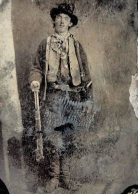 Billy the Kid Ferrotype - Billy the Kid - Wikipedia, the free encyclopedia