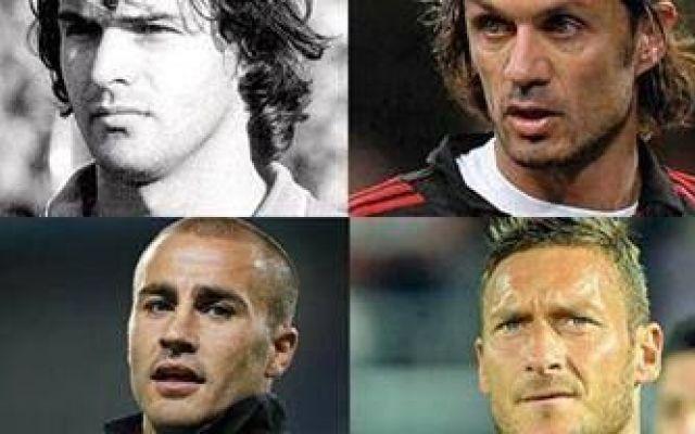 Top 10 Dei Calciatori Più Belli: Massiccia Presenza Italiana! #calciatori #belli #italia #maldini #totti