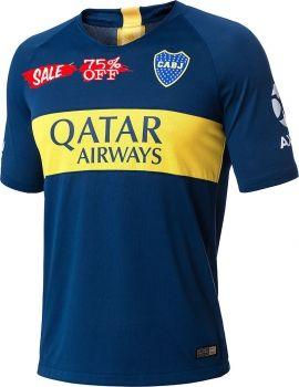 44161968b Boca Juniors 2018-19 Top Home Jersey [M519]   cheap Boca Juniors ...