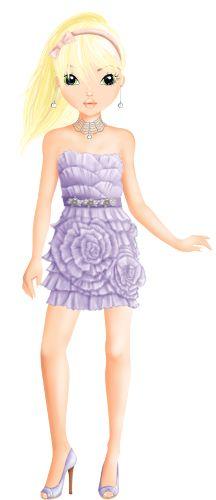Top model, i love this dress