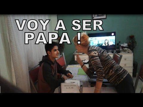 LA BROMA A MI MADRE QUE VOY A SER PAPA / Mauro Ayala