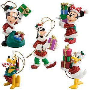 129 best Disney Christmas Decorations images on Pinterest | Disney ...