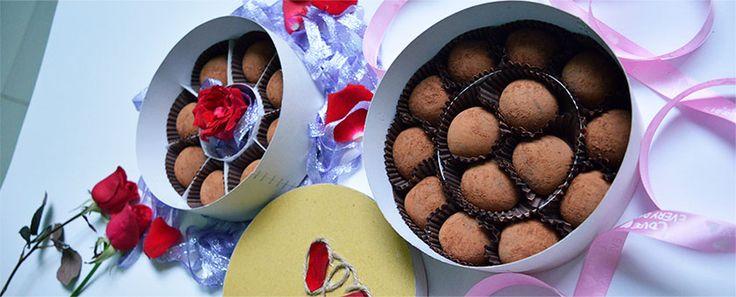 Mochi chocolate món quà độc ngày valentine