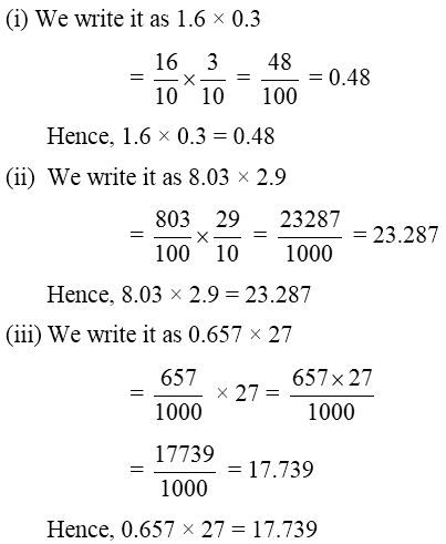 Pin On Rd Sharma Solutions Decimals worksheets for grade cbse