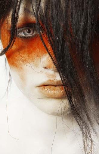Unique: Orange Color, Make Up, Inspiration, Colors, Makeup, Art, Hair, Orange Juice, Color Photography