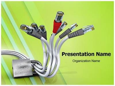 31 best communication powerpoint templates images on pinterest download our professionally designed ethernet cables security ppt template this ethernet cables toneelgroepblik Image collections