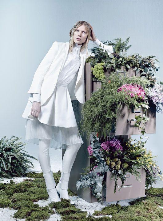 Craig McDean's The Whites of Spring | Trendland: Fashion Blog & Trend Magazine