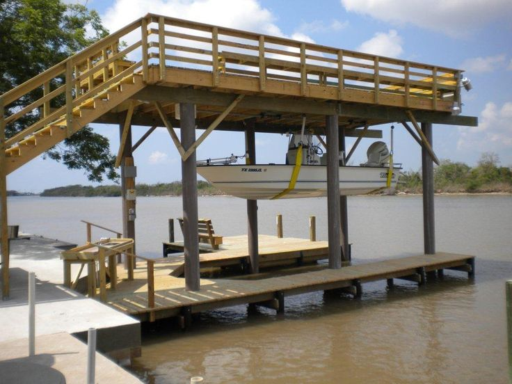 39 best residential home foundations docks piers for Dock pilings cost