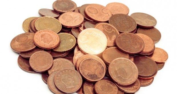 Copper coins. Copper Stocks Reverse Trend