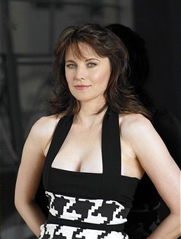 Actress Lucy Lawless is photographed for Venice Magazine on November 9, 2009 in Los Angeles, California.