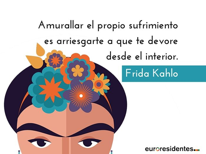 Citas célebres de Frida Kahlo                                                                                                                                                      Más