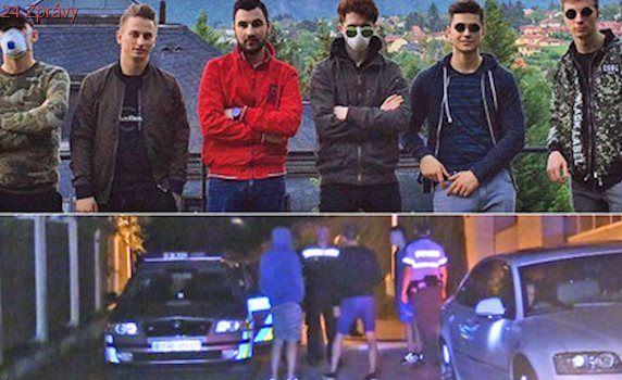 Youtubeři se vloupali do Krejčířovy vily, zkusili trezor i záchod, hráli fotbal: Skončili v klepetech!