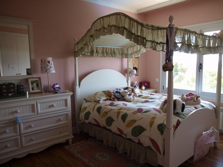 26 best images about dormitorios para nenas on pinterest - Cama de nina ...