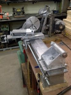 Gingery Lathe Home Made Metal Lathes Pinterest
