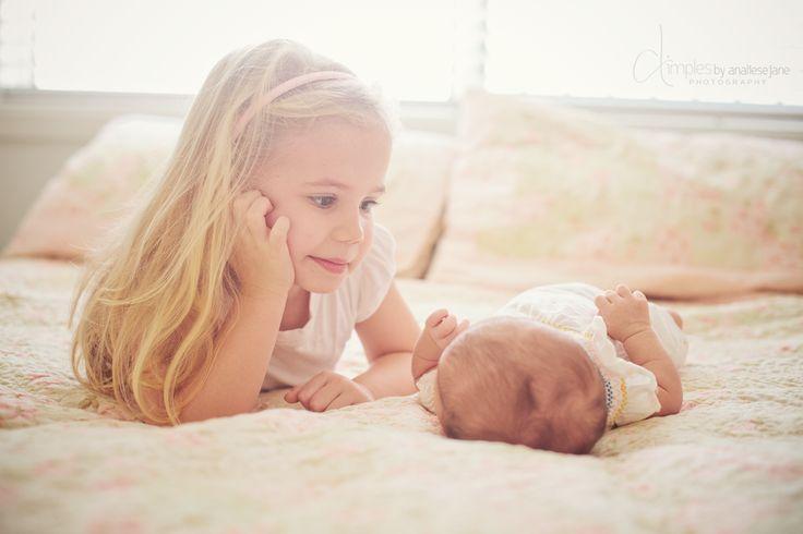#Sibling #newborn photo ideas