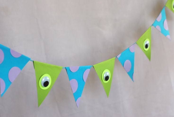 printable monsters inc name labels - Google Search