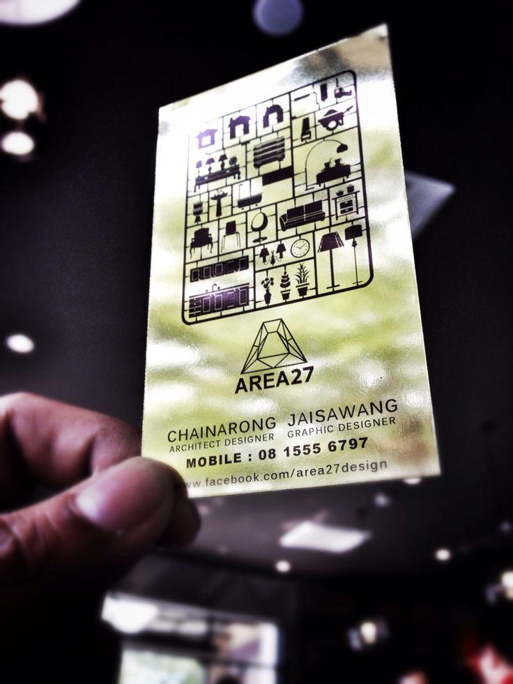 Namecard AREA27