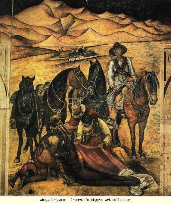 an introduction to the life of diego rivera a muralist painter 1935) an introduction to the life of diego rivera a muralist painter is an american journalist essayist.