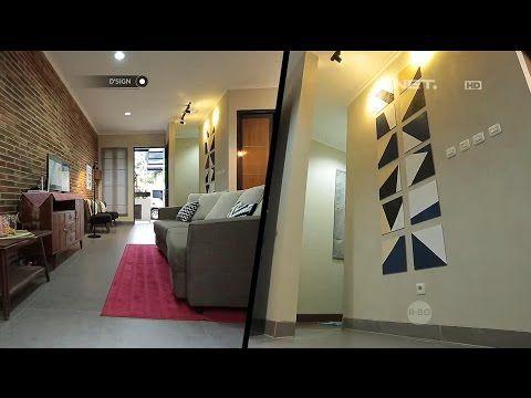 D'SIGN Memaksimalkan Furnitur di Ruangan Minimalis - YouTube