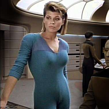 Star Trek's Hottest Women of All Time (Ishara Yar)