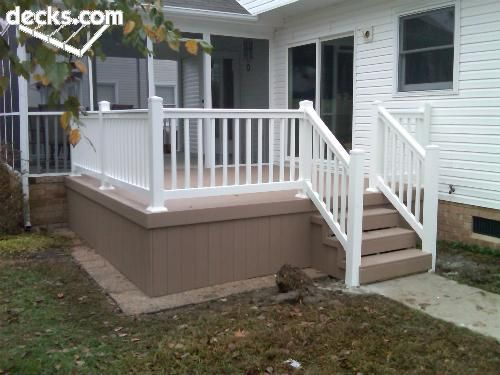 29 Best Images About Deck Skirting On Pinterest