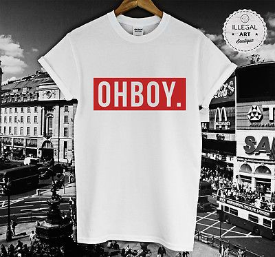 #Ohboy t #shirt obey fashion paris boy #london moschino kale vogue dope top new,  View more on the LINK: 	http://www.zeppy.io/product/gb/2/331512687997/