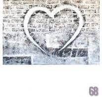tekst hart , schilderij - Google zoeken