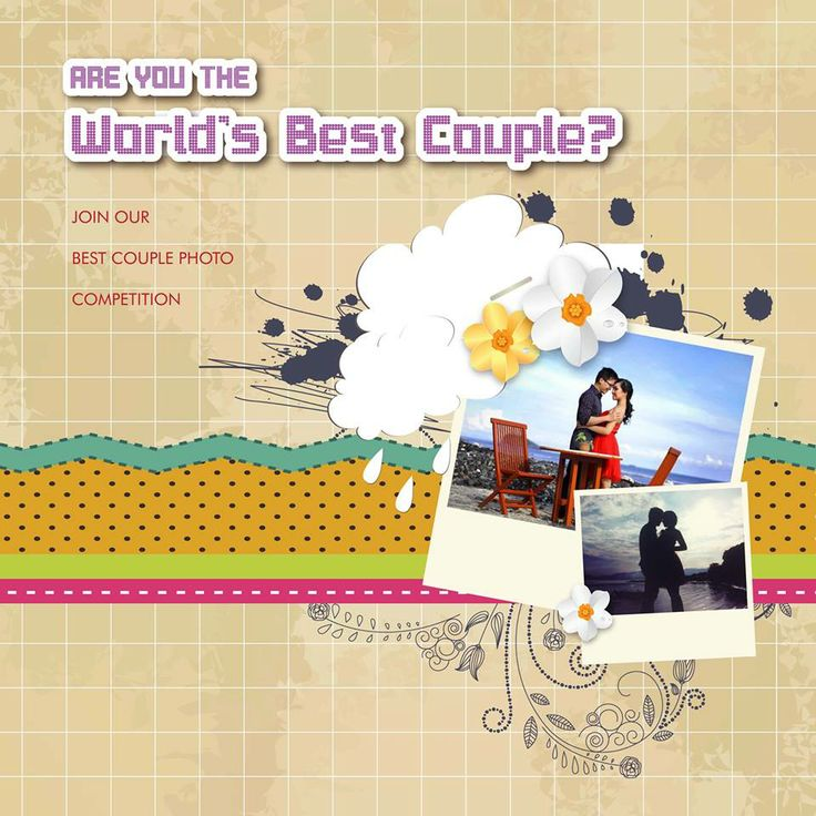 """Again we are hosting """"Best Couple Competition 2014""""  Win a Romantic Valentine Dinner at The Kitchen on 14 Feb 2014  Don't miss it, spread the words !! Check our facebook for more information"""