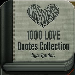 1000 Love Quotes Collection