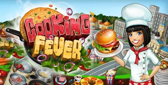 Cooking Fever(2016)