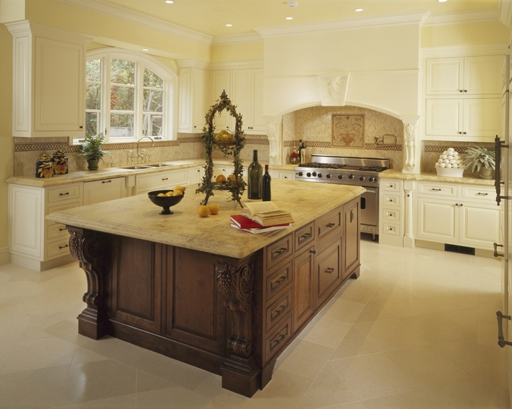 14 Best Kitchen Island Ideas Images On Pinterest  Country Cool Kitchen Island Cabinet Design Decorating Inspiration