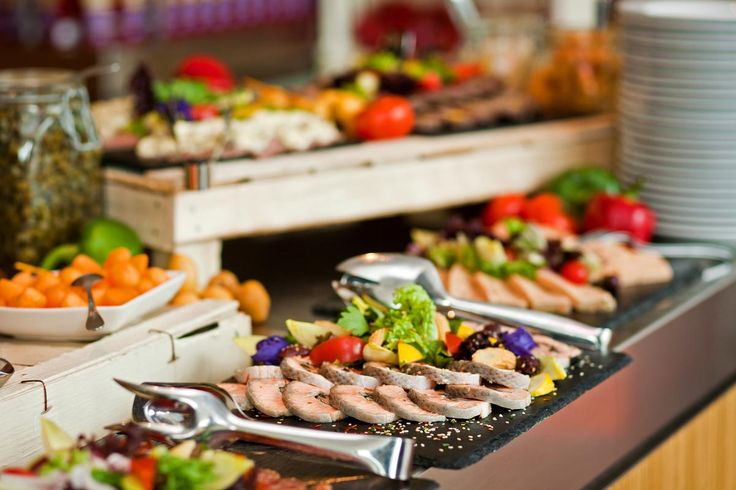 The colourful and delicious offer of our Sunday Brunch