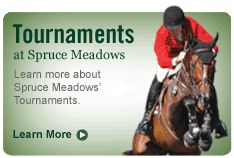 Spruce Meadows Official Website