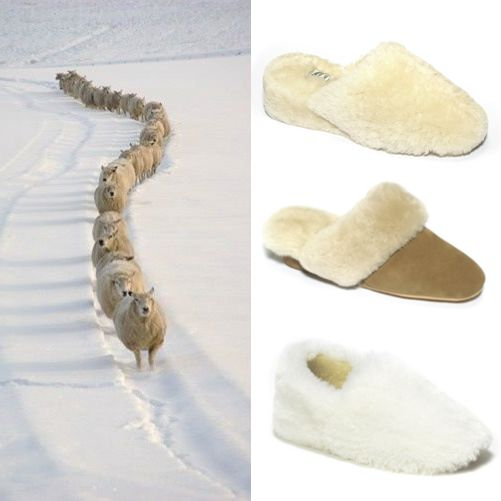Morlands sheepskin slippers and sheepskin boots are all lined with real sheepskin from top to toe.   The finest real sheepskin that lines every pair of slippers and boots ensures winter-long warmth and comfort. Morlands put quality and comfort first.