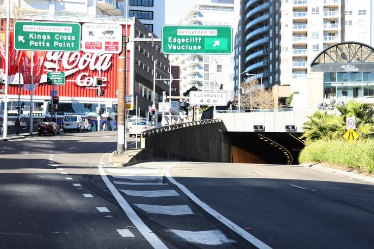 Darlinghurst Road, Sydney, Australia